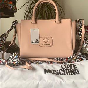 NWT Love Moschino crossbag